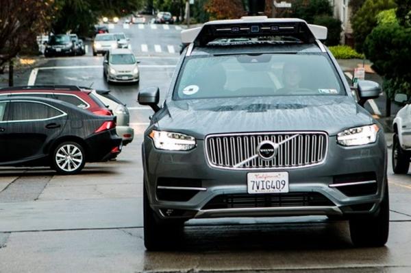 Carros autônomos da Uber já levam passageiros nos Estados Unidos