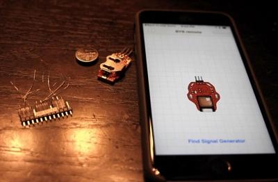 Divertido ou nojento? Kit permite guiar baratas através do smartphone.
