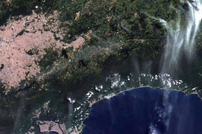 Inpe divulga imagens captadas pelo satélite  Amazonia-1