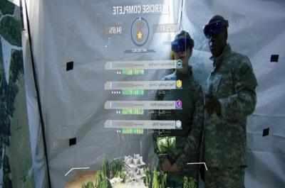 Microsoft HoloLens está sendo testado pela Força Aérea australiana