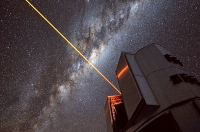 VISIR - Telescópio chileno receberá upgrade para estudar exoplanetas